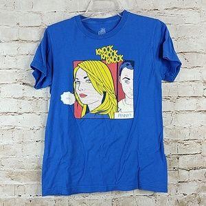 The Big Bang Theory Tee Shirt Size Small Blue